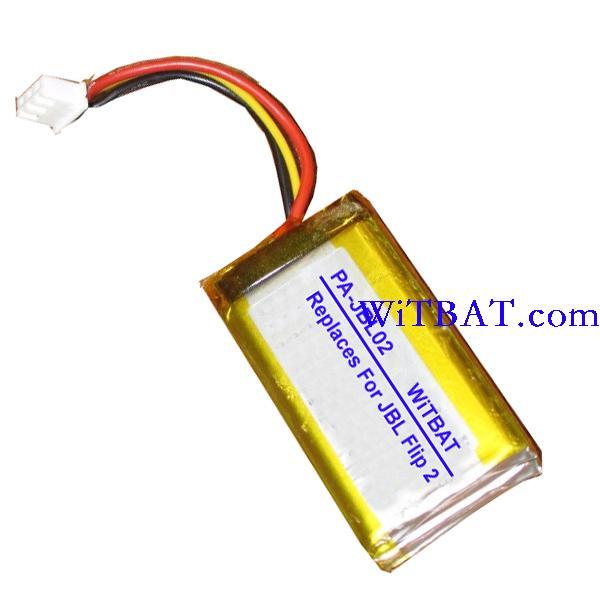 JBL Flip 2 Bluetooth Speaker Battery AEC653055-2P ABUIABACGAAgnvPY0AUo_KfnrgQw2AQ42AQ